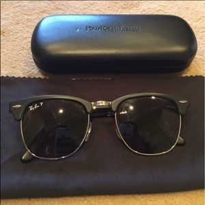 Ray ban customized club master sunglasses